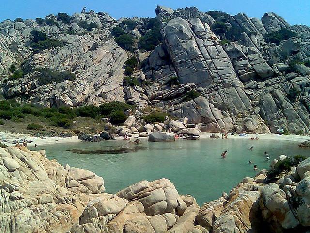 Trekking w górach Sardynii