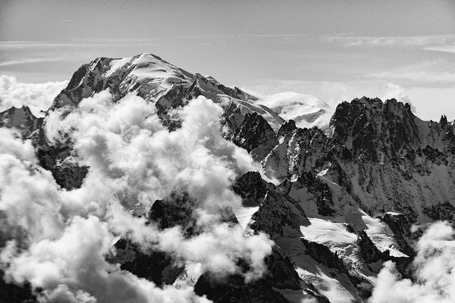 Trekking w Alpach dla zdrowia.