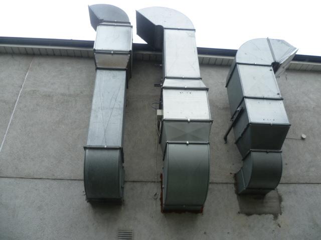 Systemy wentylacyjno klimatyzacyjne.